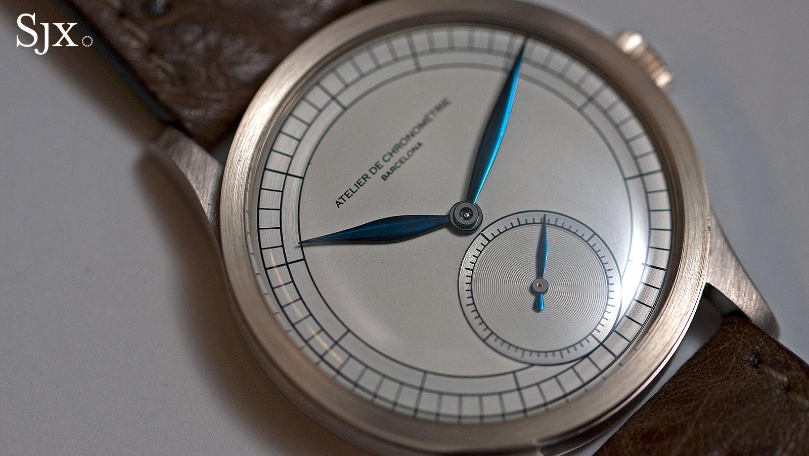 Atelier de Chronométrie Chronometer 2