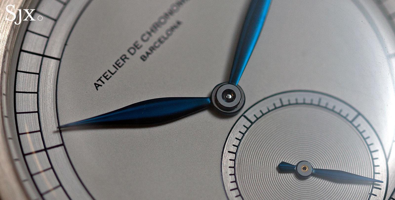 Atelier de Chronométrie Chronometer 3