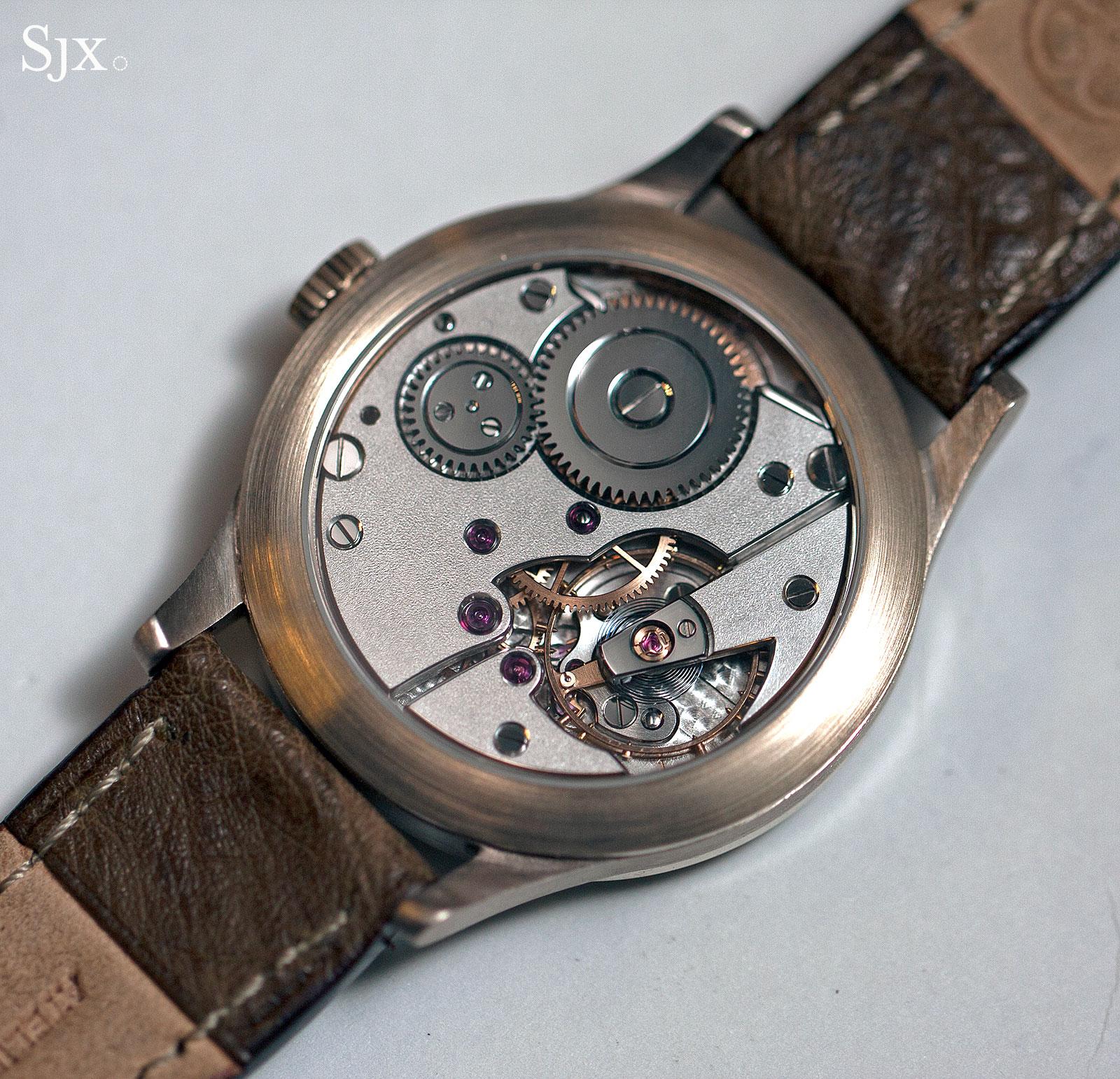 Atelier de Chronométrie Chronometer 5