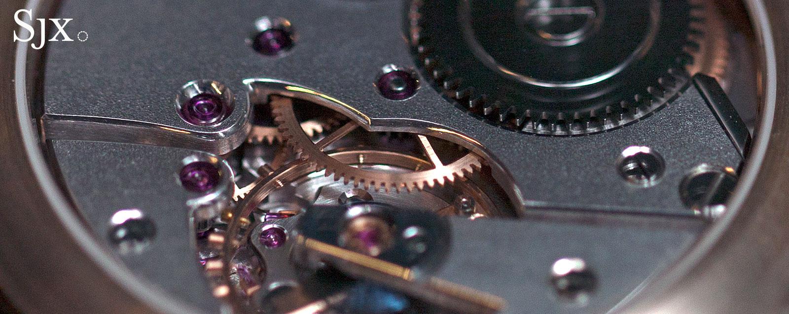 Atelier de Chronométrie Chronometer 7