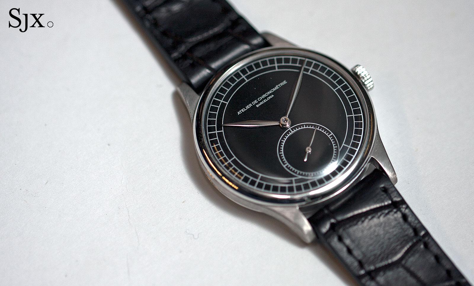 Atelier de Chronométrie Chronometer 8