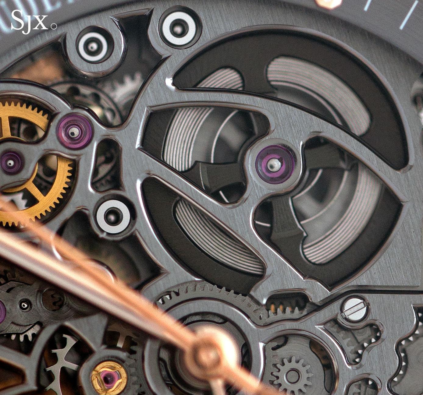 Audemars Piguet Royal Oak Double Balance Wheel Openworked pink gold 6