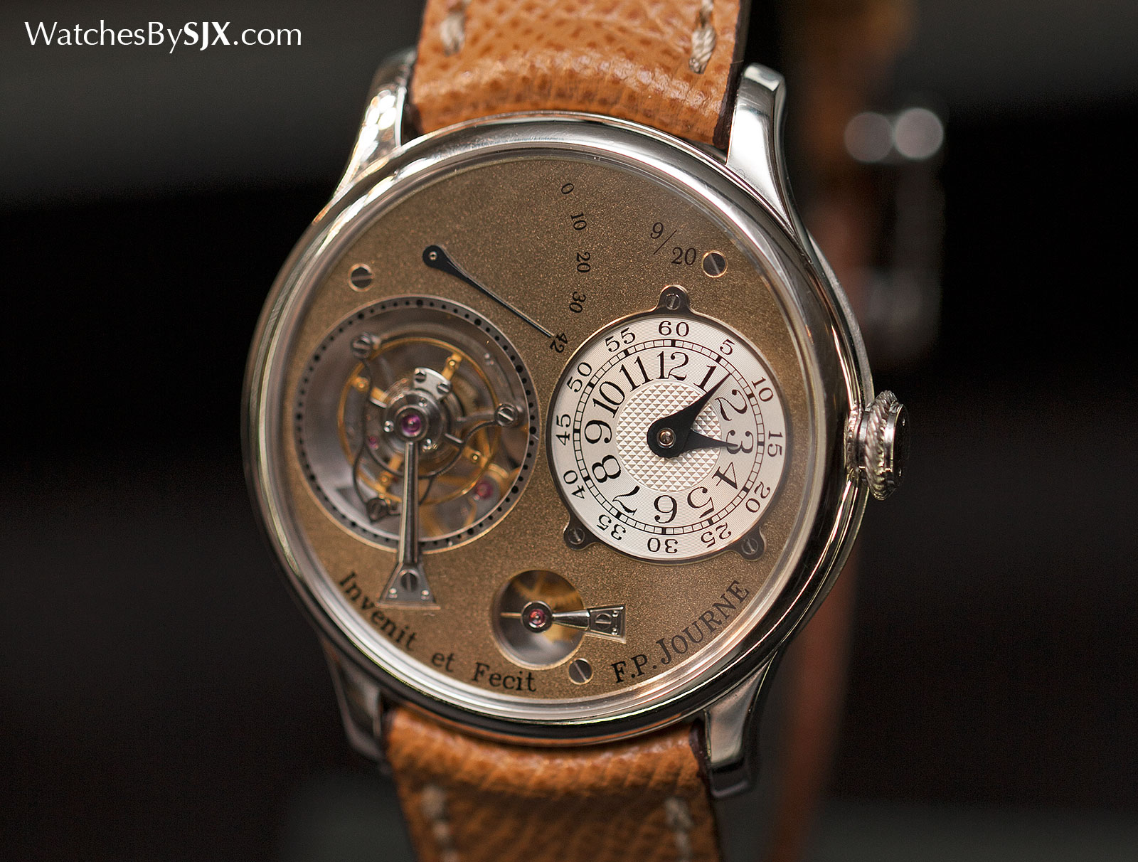 FP Journe Tourbillon Souscription 4