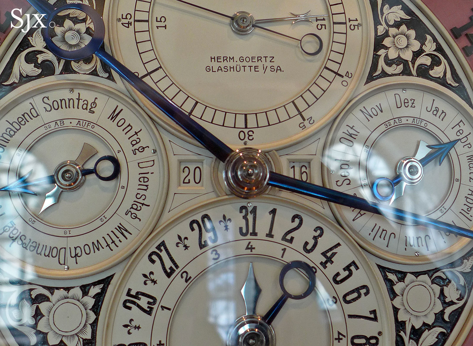 German Watch Museum visit 2016 12