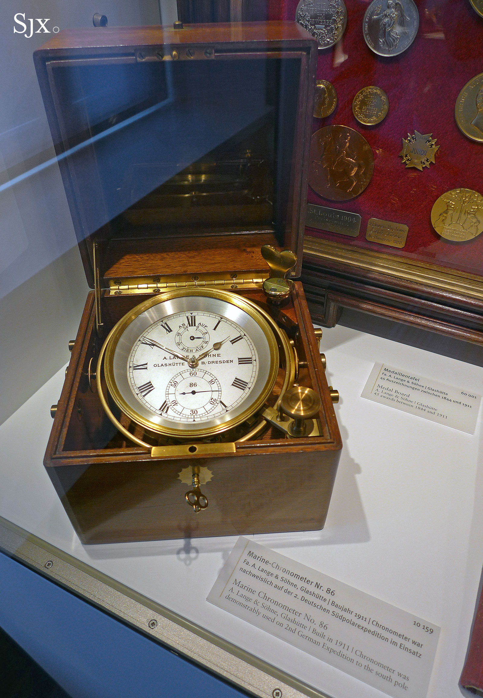 German Watch Museum visit 2016 13