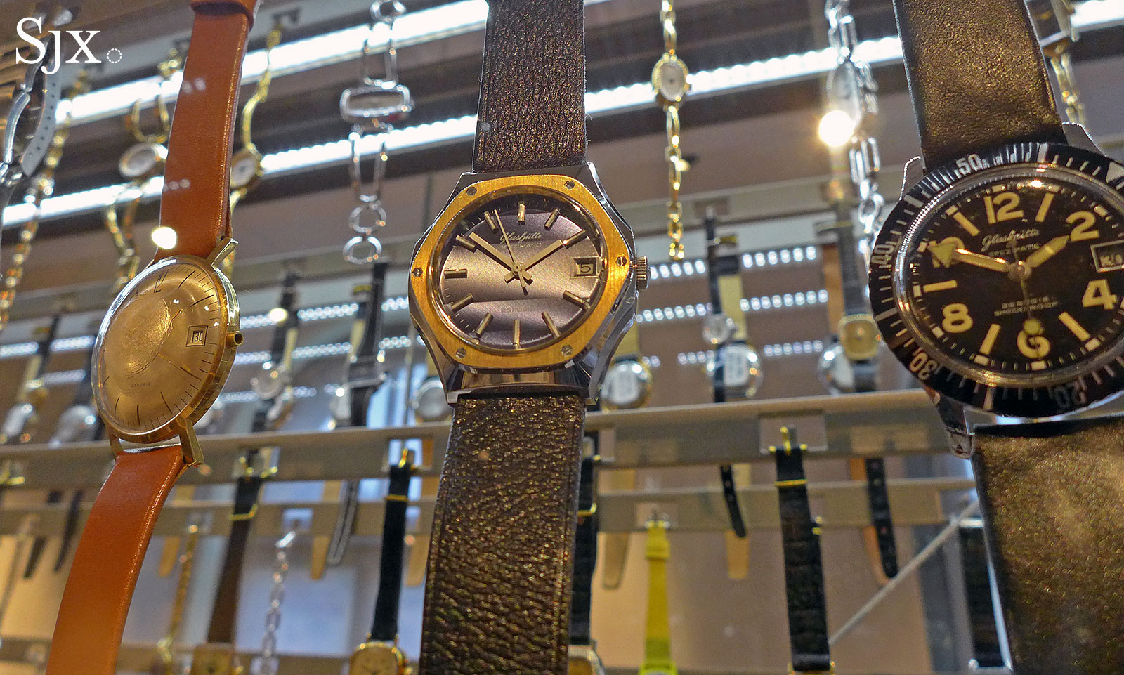 German Watch Museum visit 2016 16