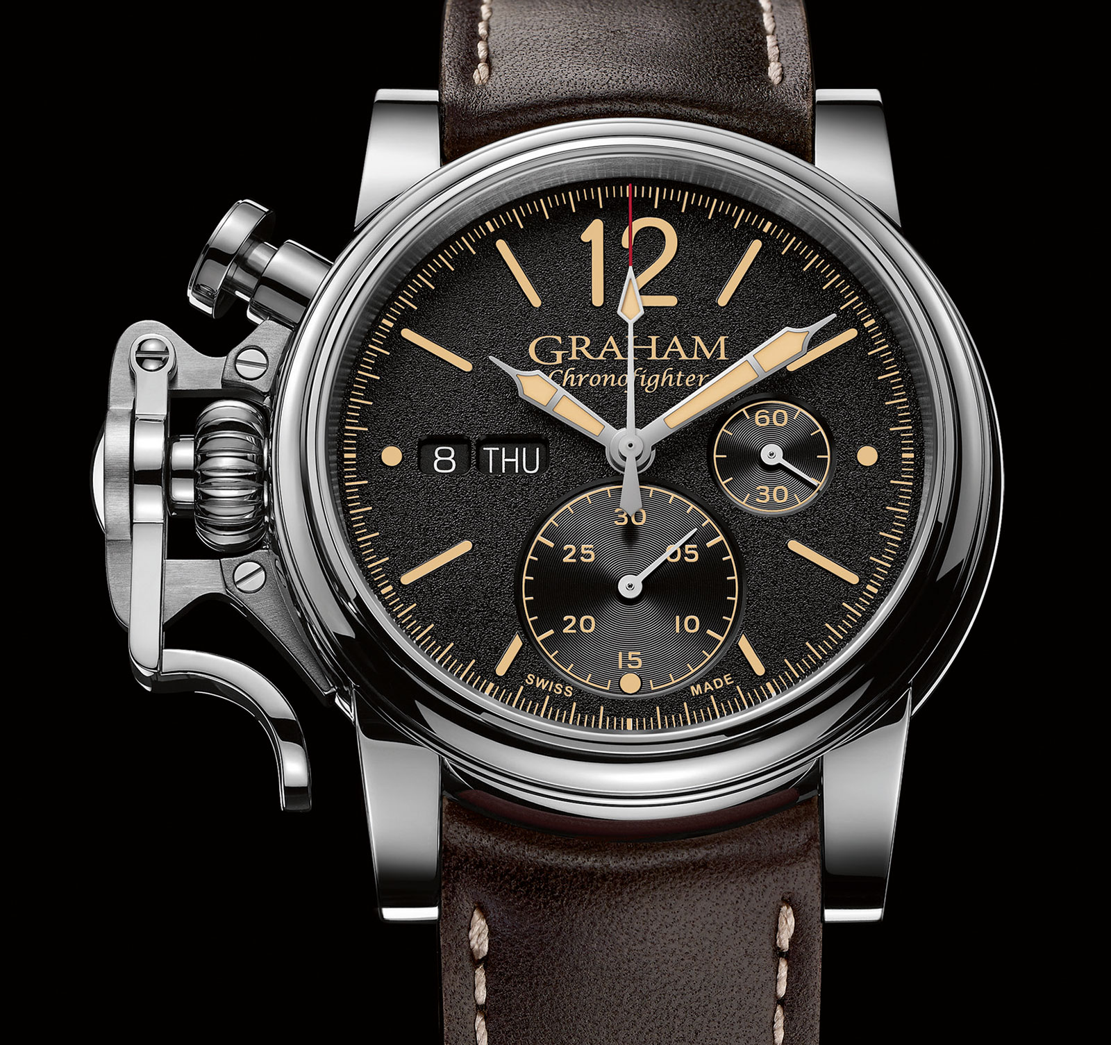 Graham Chronofighter Vintage 1