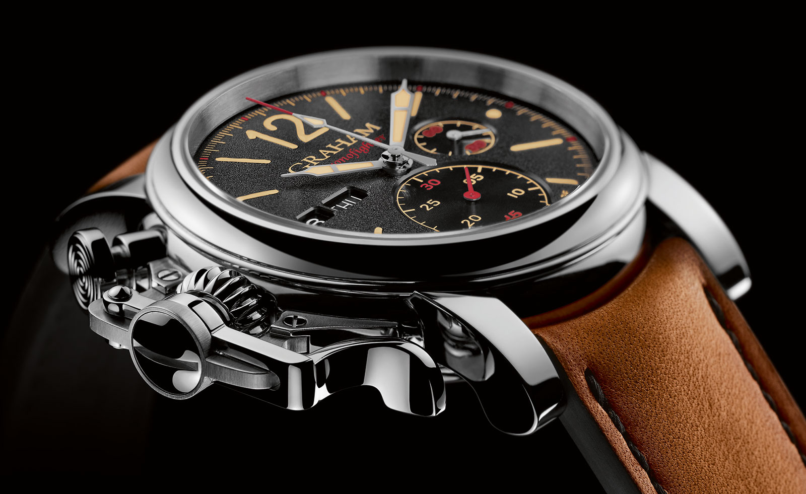 Graham Chronofighter Vintage 2
