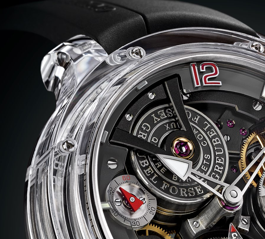 Greubel Forsey Double Tourbillon 30° Technique Sapphire 3