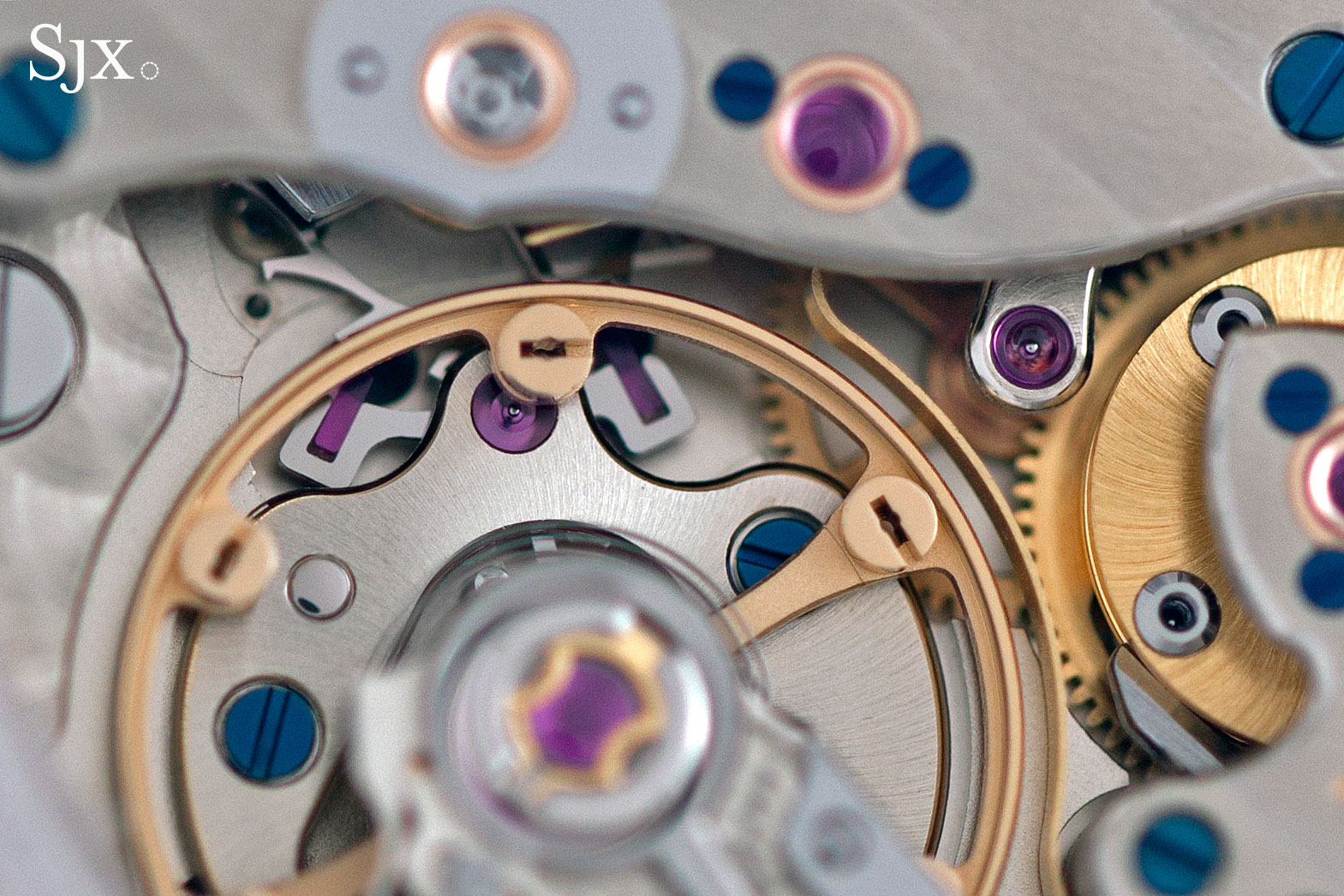 Lange Richard Lange Jumping Seconds platinum 5