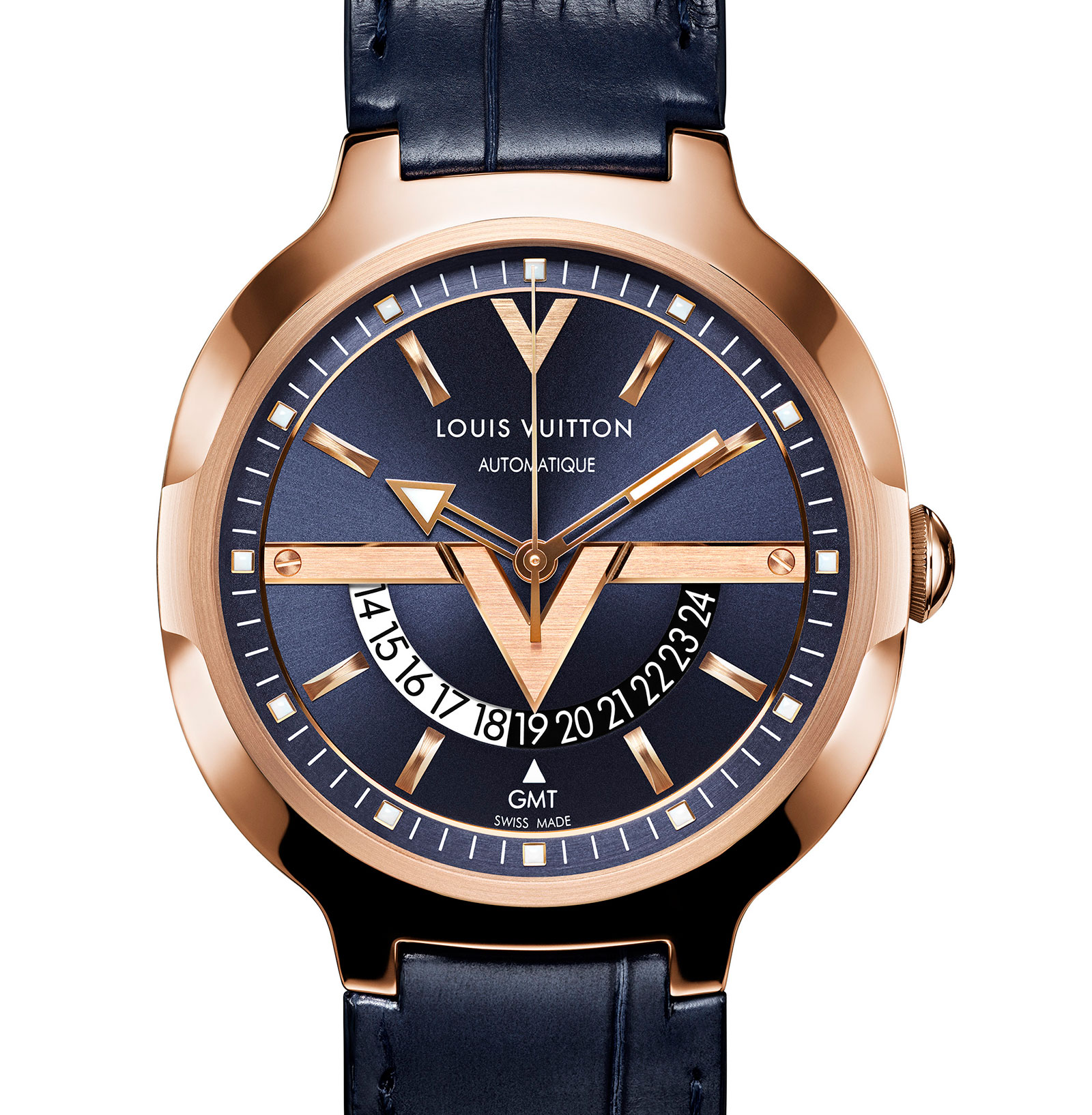 Louis Vuitton Voyager GMT 1