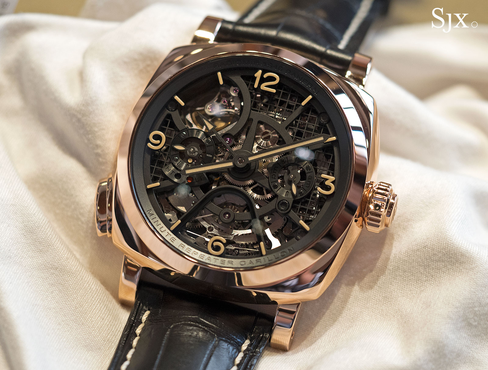 Panerai Radiomir 1940 minute repeater tourbillon 4