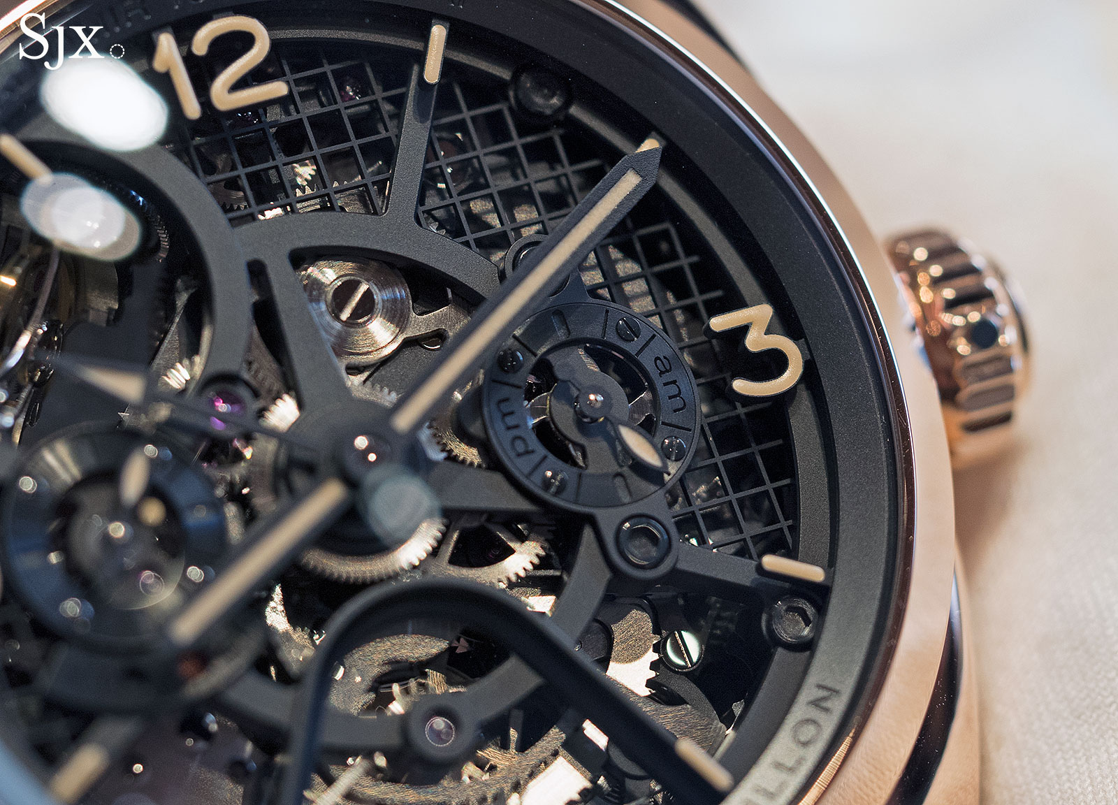 Panerai Radiomir 1940 minute repeater tourbillon 5