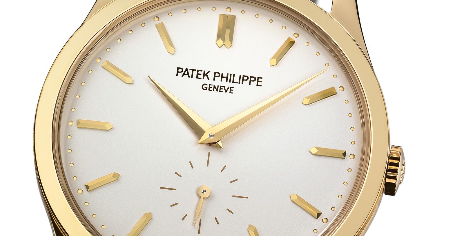 Patek Philippe Calatrava 5196R grad season