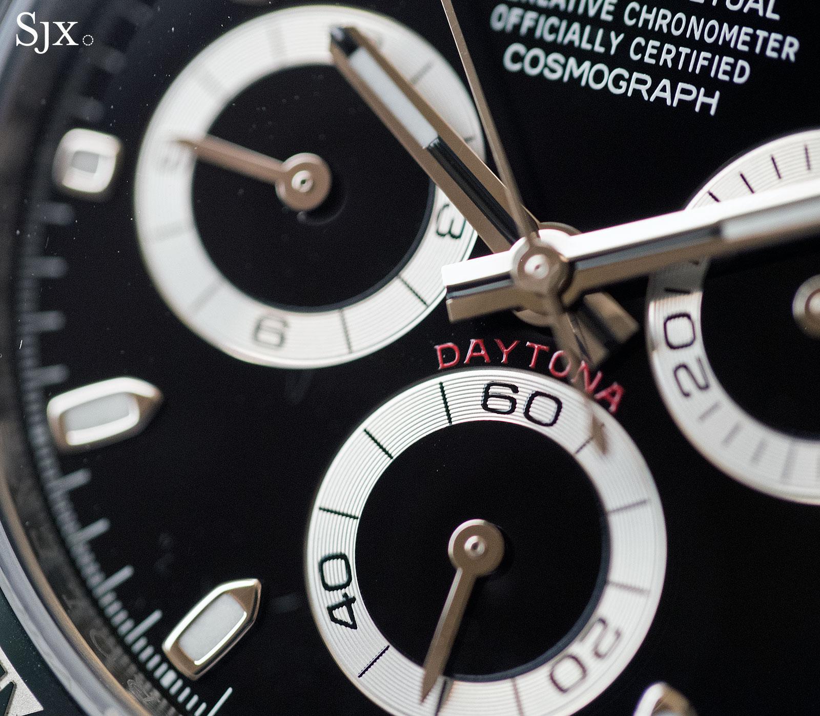 Rolex Daytona Ceramic Black Dial 116500LN - 1
