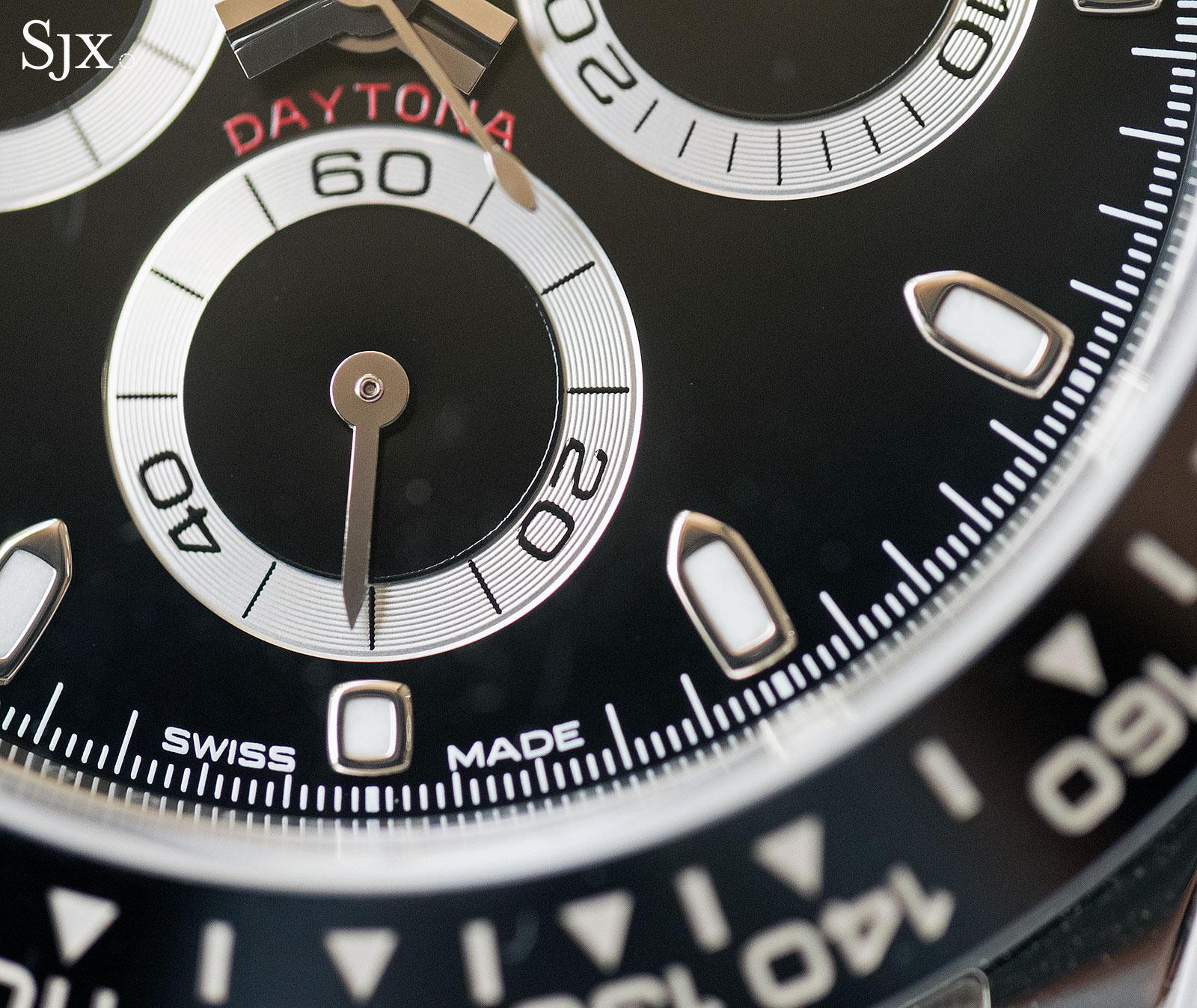 Rolex Daytona Ceramic Black Dial 116500LN - 2