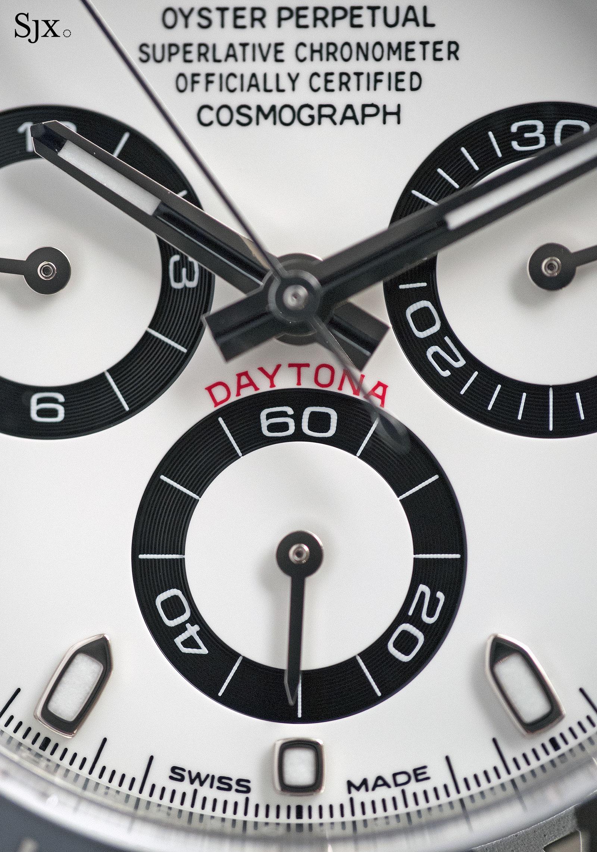 Rolex Daytona Ceramic White Dial 116500LN - 1