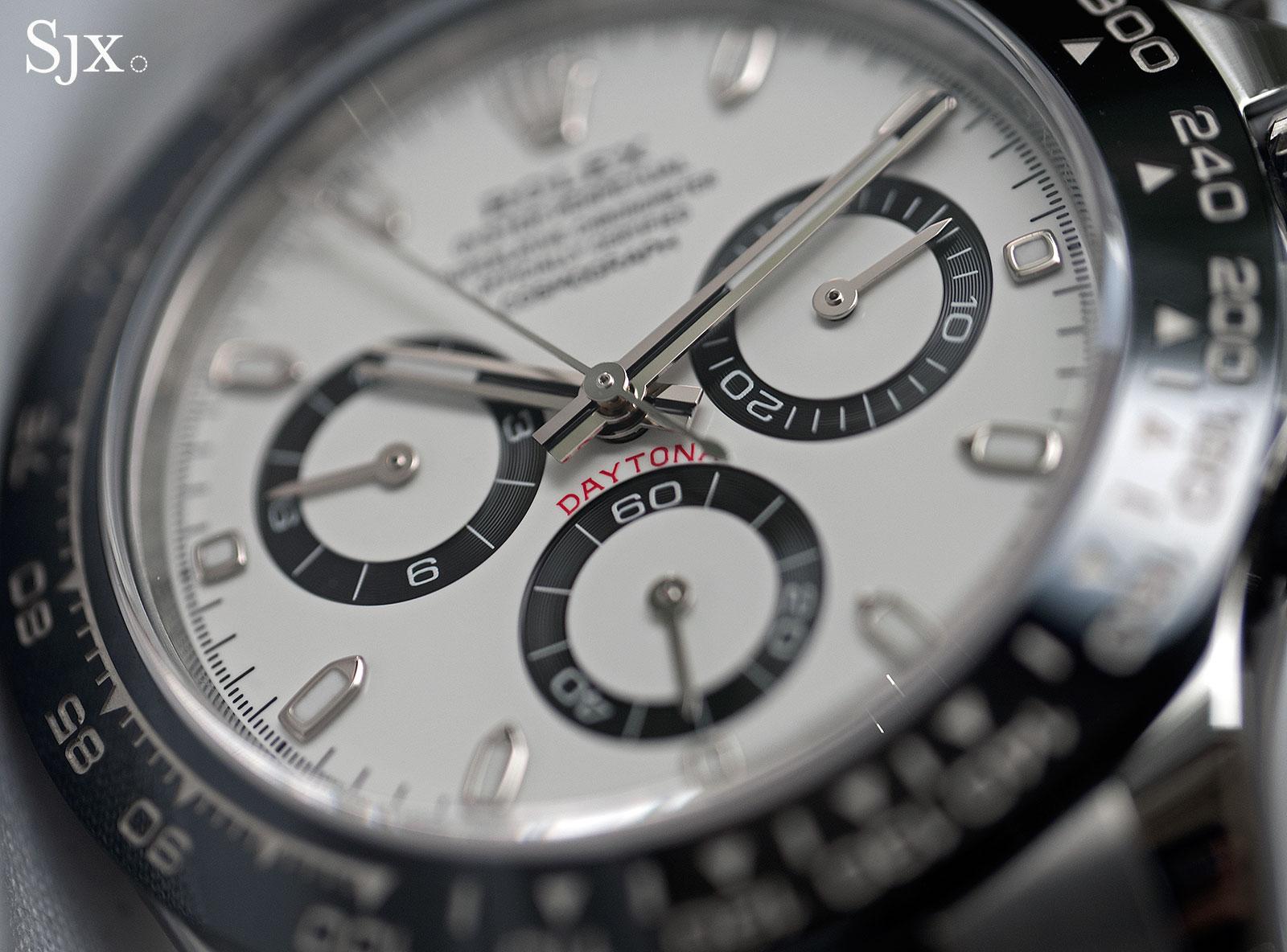 Rolex Daytona Ceramic White Dial 116500LN - 2