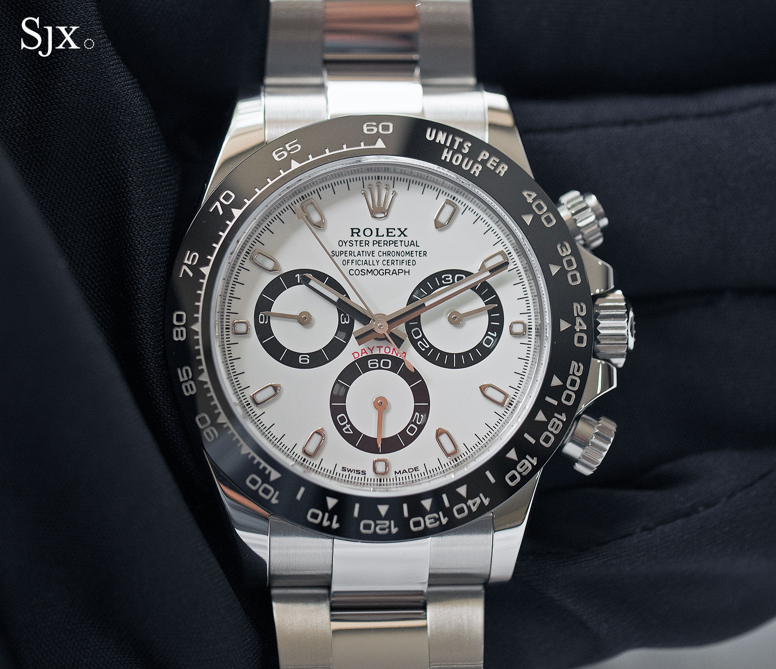 Prudent Meditations on the Rolex Daytona Ceramic