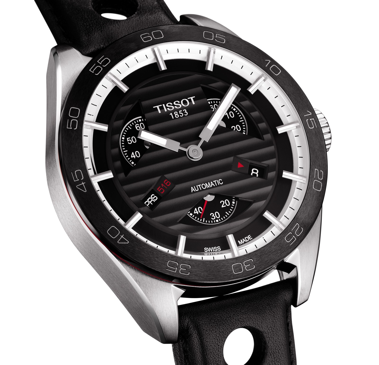 Tissot PRS 516 Automatic Small Triple Second 1