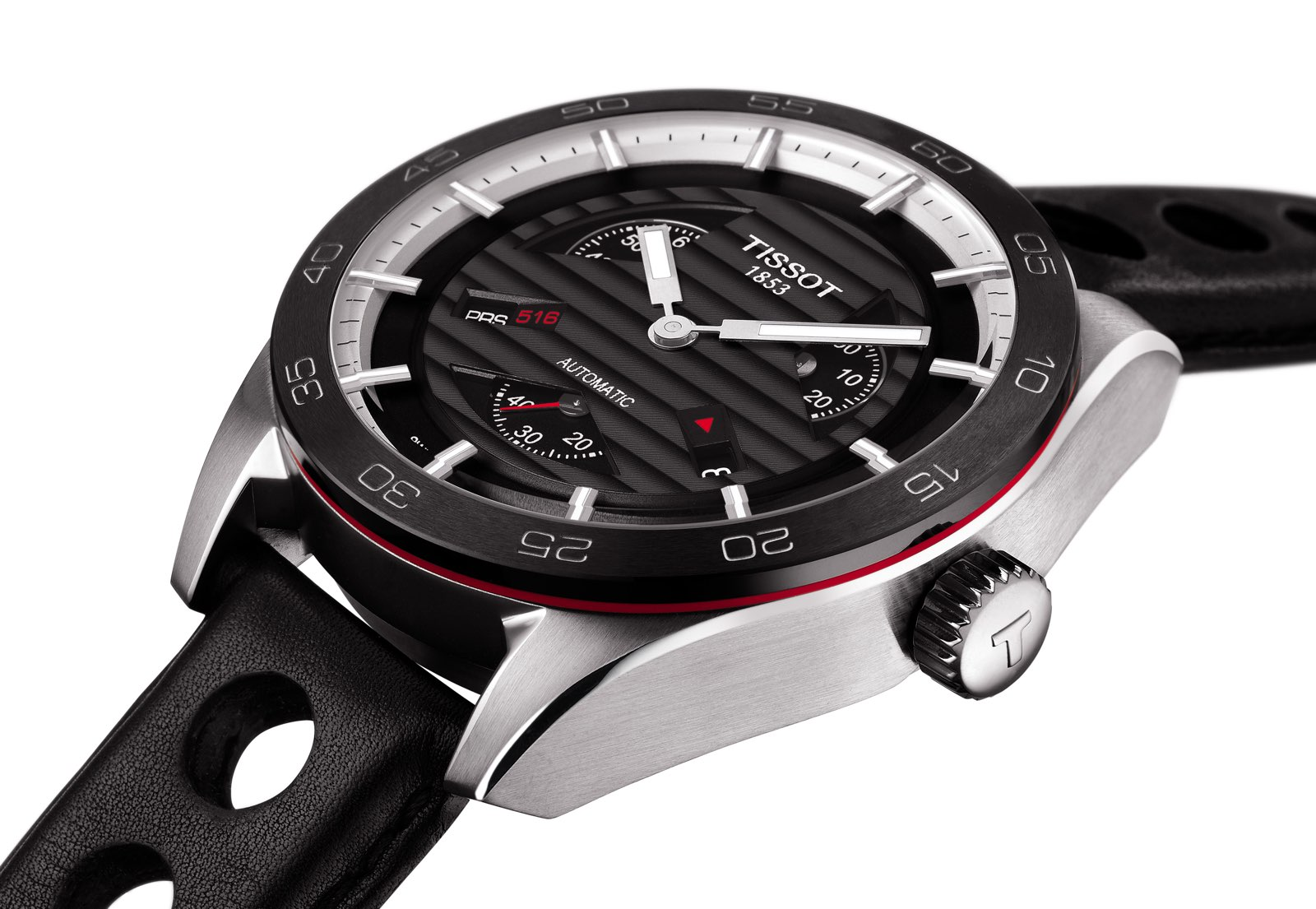 Tissot PRS 516 Automatic Small Triple Second 4