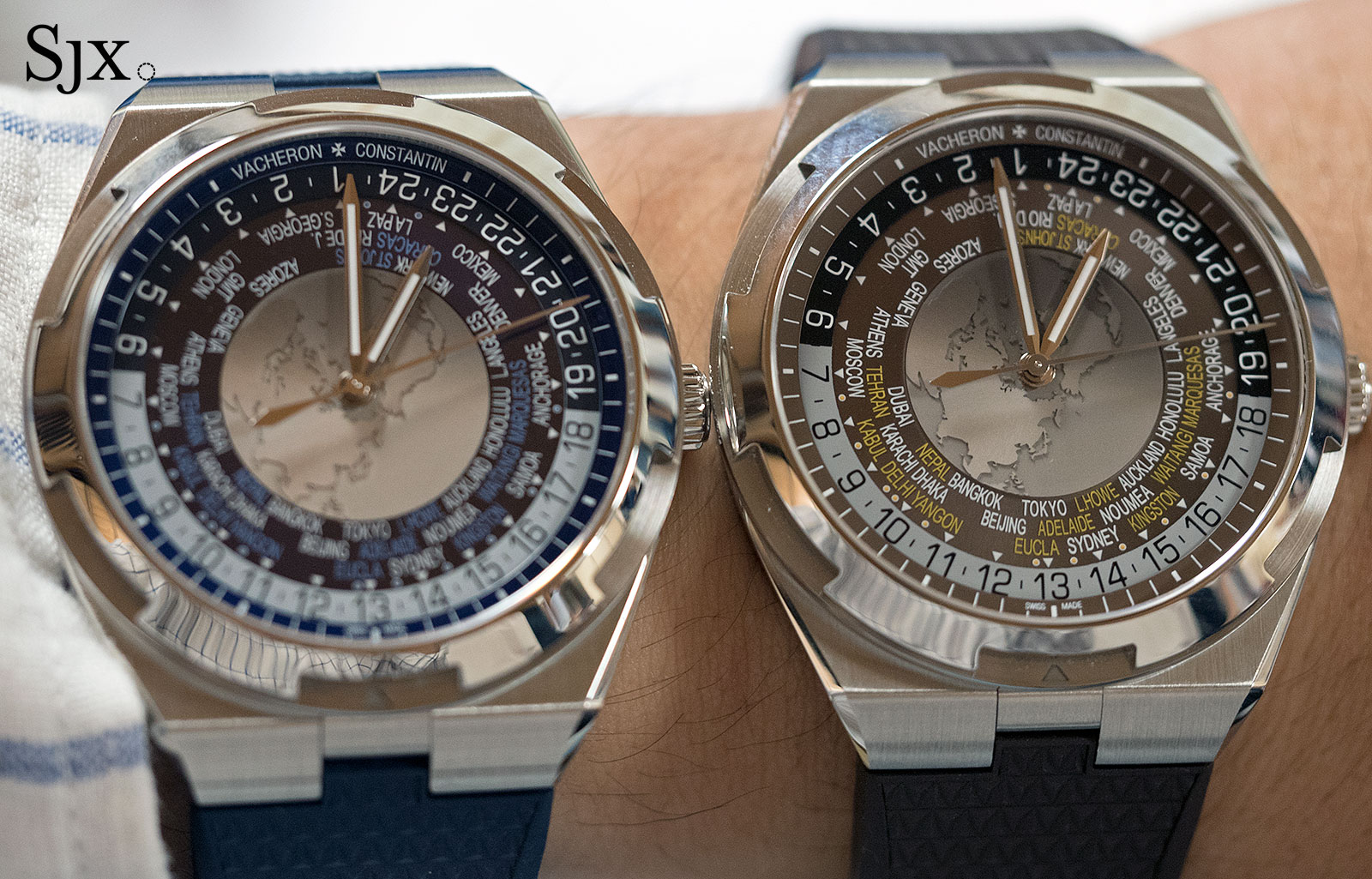 Vacheron Constantin Overseas World Time Kyoto 3