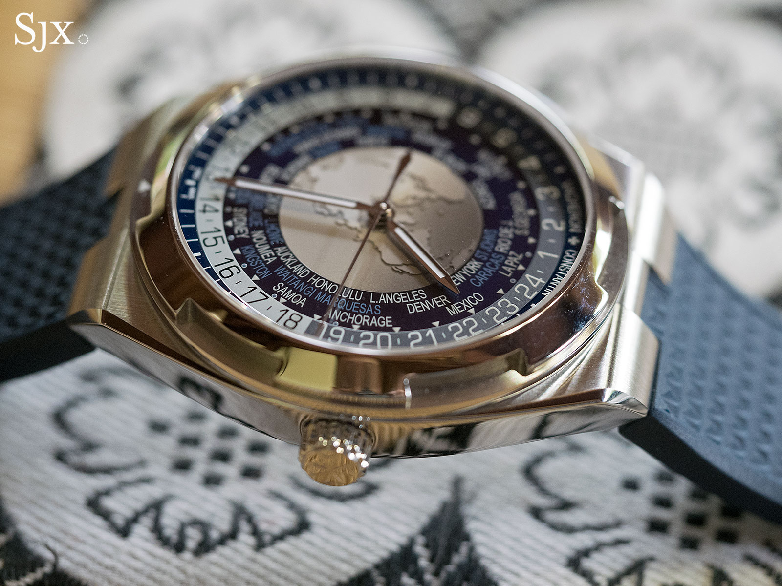 Vacheron Constantin Overseas World Time Kyoto 6
