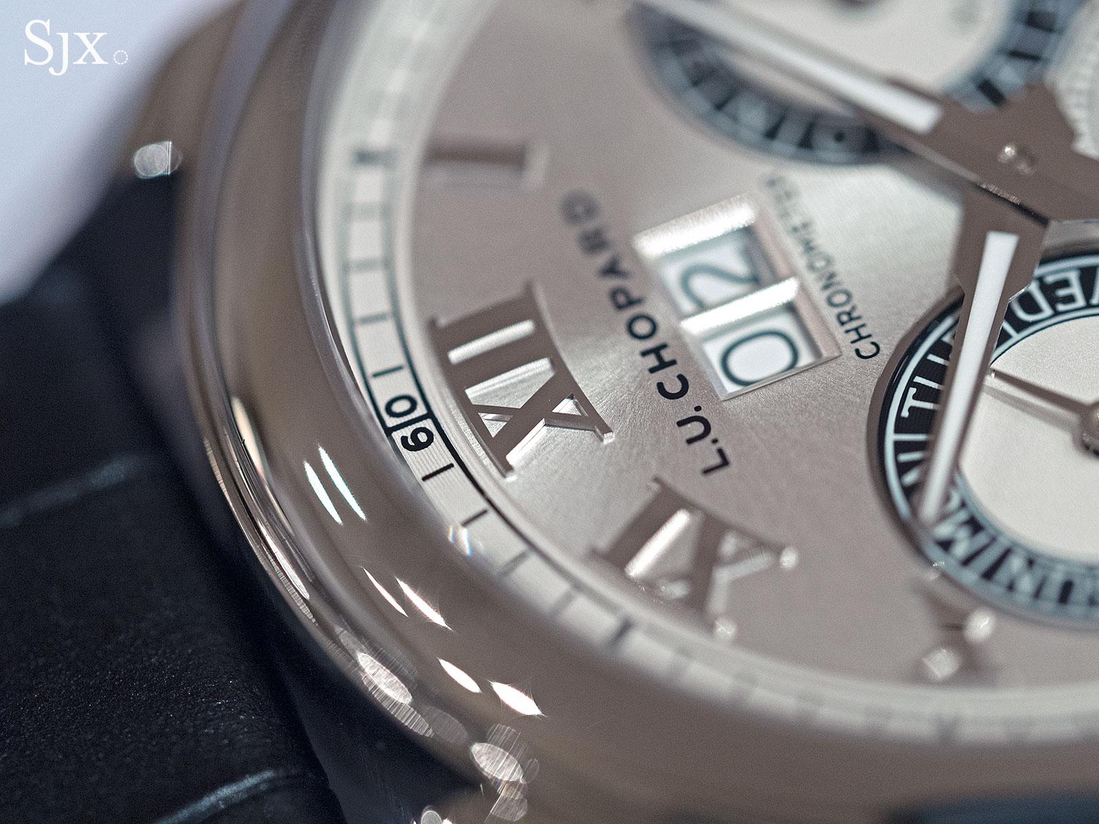 Chopard L.U.C Perpetual Twin steel perpetual calendar 5