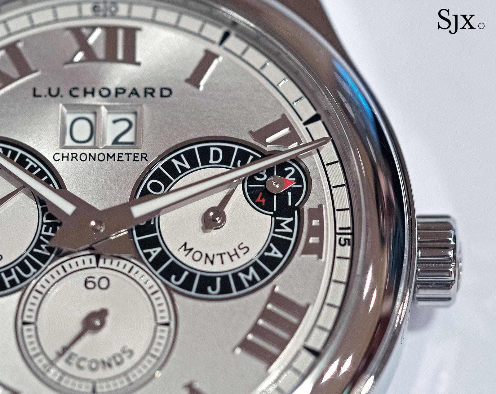 Chopard L.U.C Perpetual Twin steel perpetual calendar 7