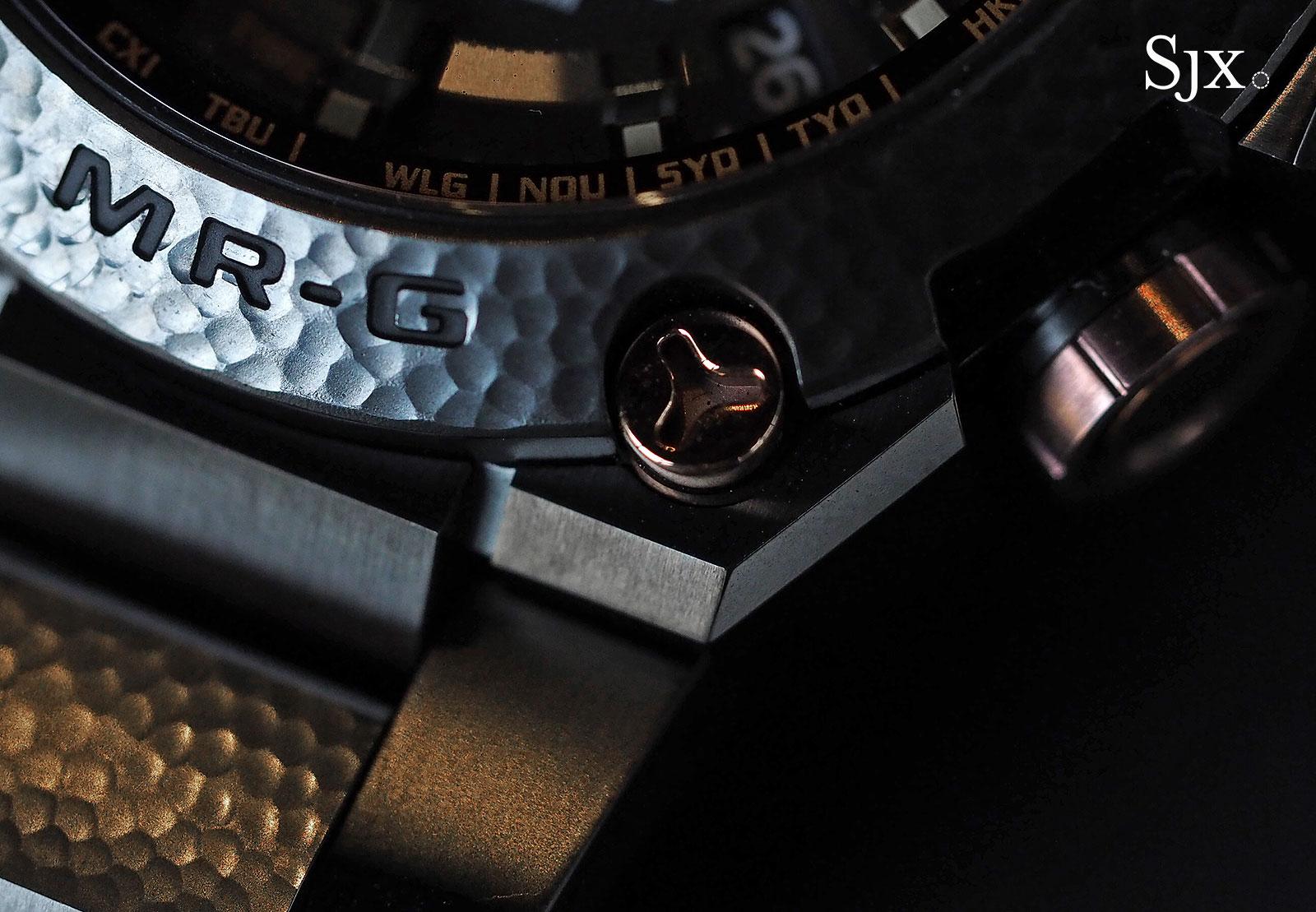 G-Shock MR-G 20th Anniversary Hammer Tone 11