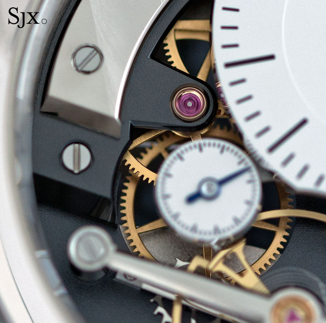 Greubel Forsey Signature 1 stainless steel 1