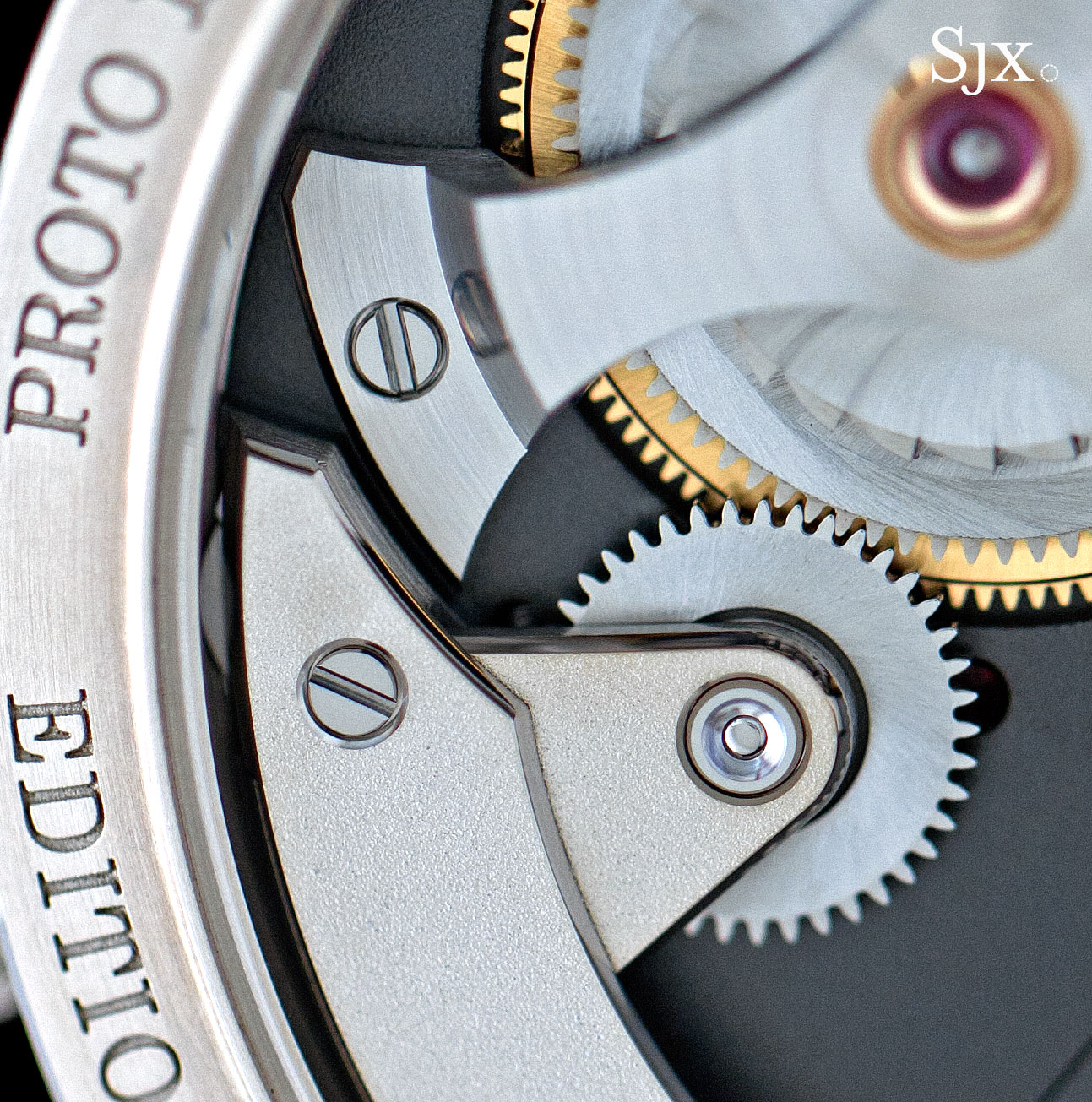 Greubel Forsey Signature 1 stainless steel 10