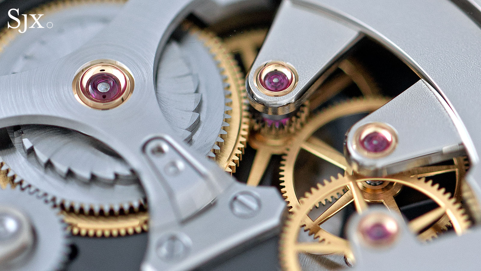 Greubel Forsey Signature 1 stainless steel 12