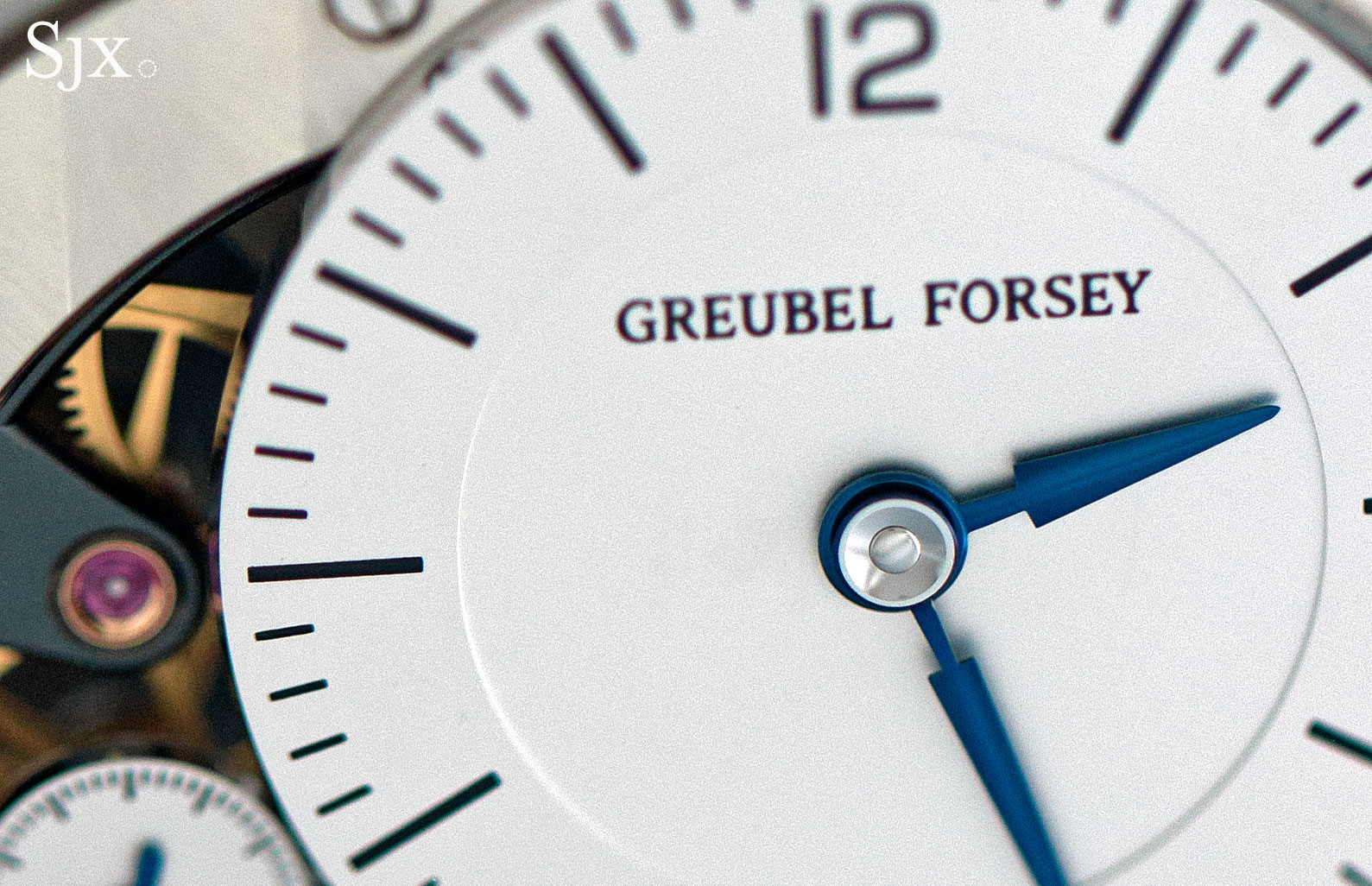 Greubel Forsey Signature 1 stainless steel 3