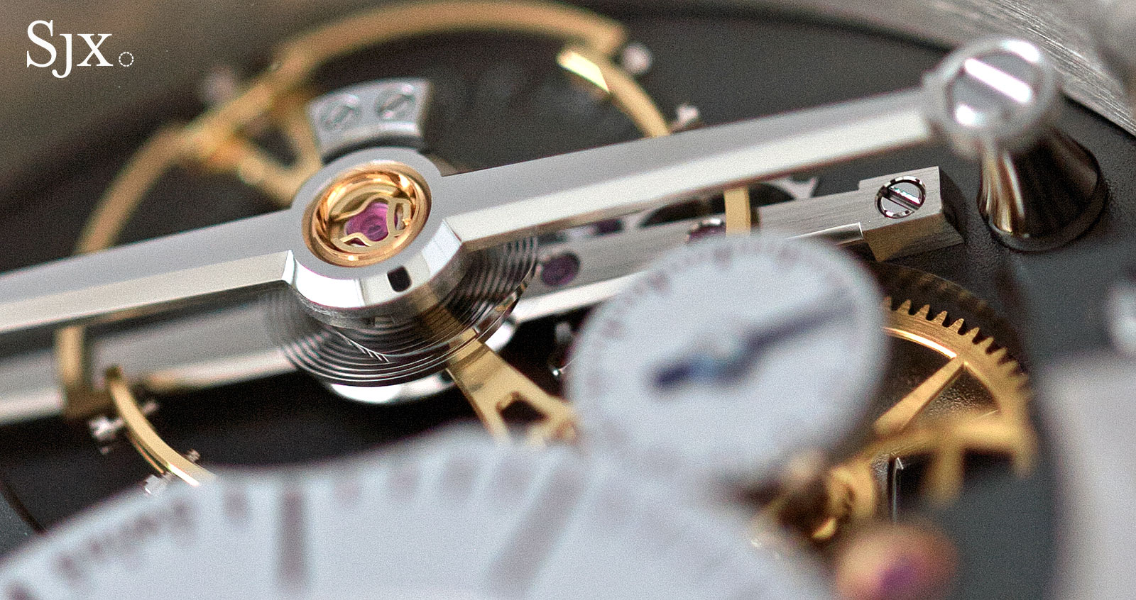 Greubel Forsey Signature 1 stainless steel 5