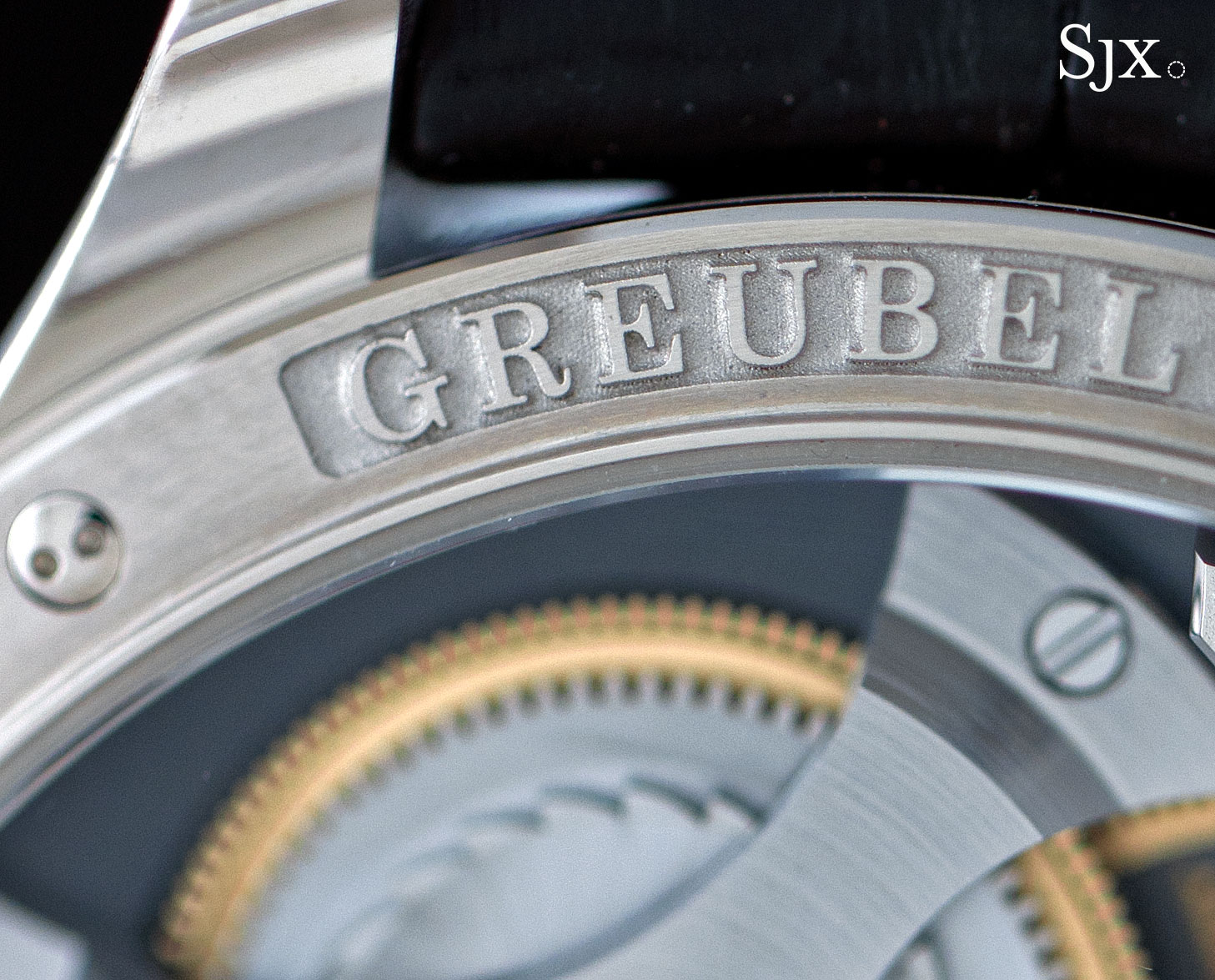 Greubel Forsey Signature 1 stainless steel 7