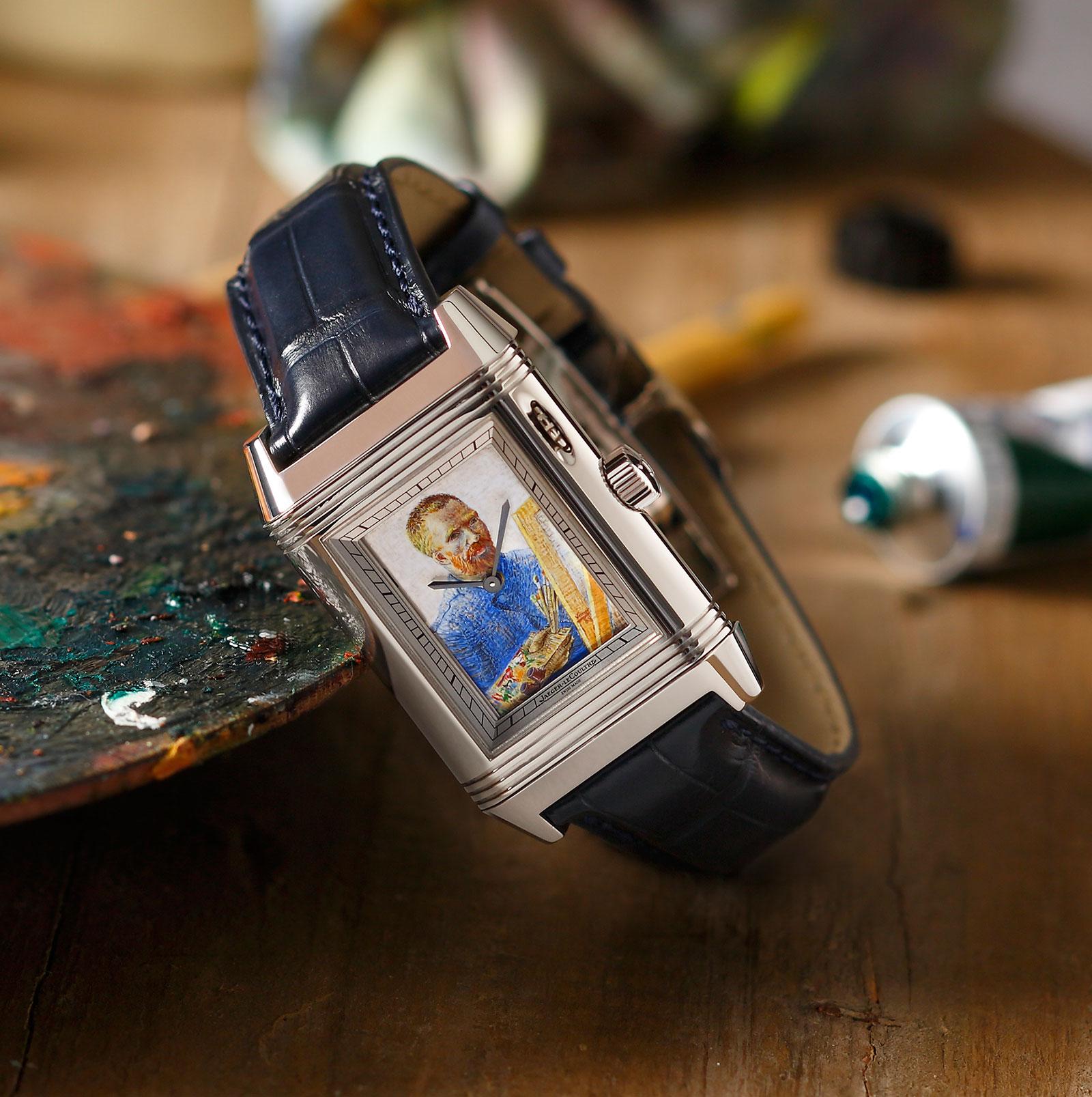Jaeger-LeCoultre Reverso Vincent van Gogh 2