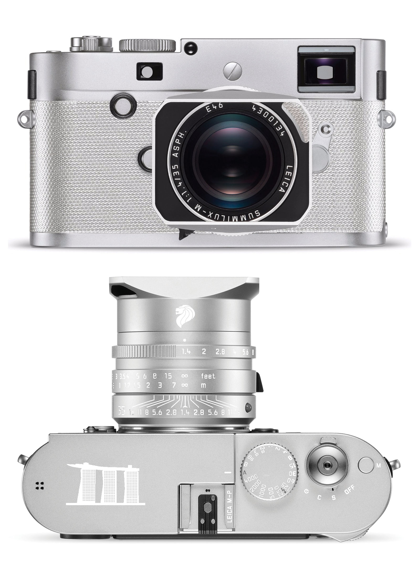Leica M-P Singapore Marina Bay Sands edition