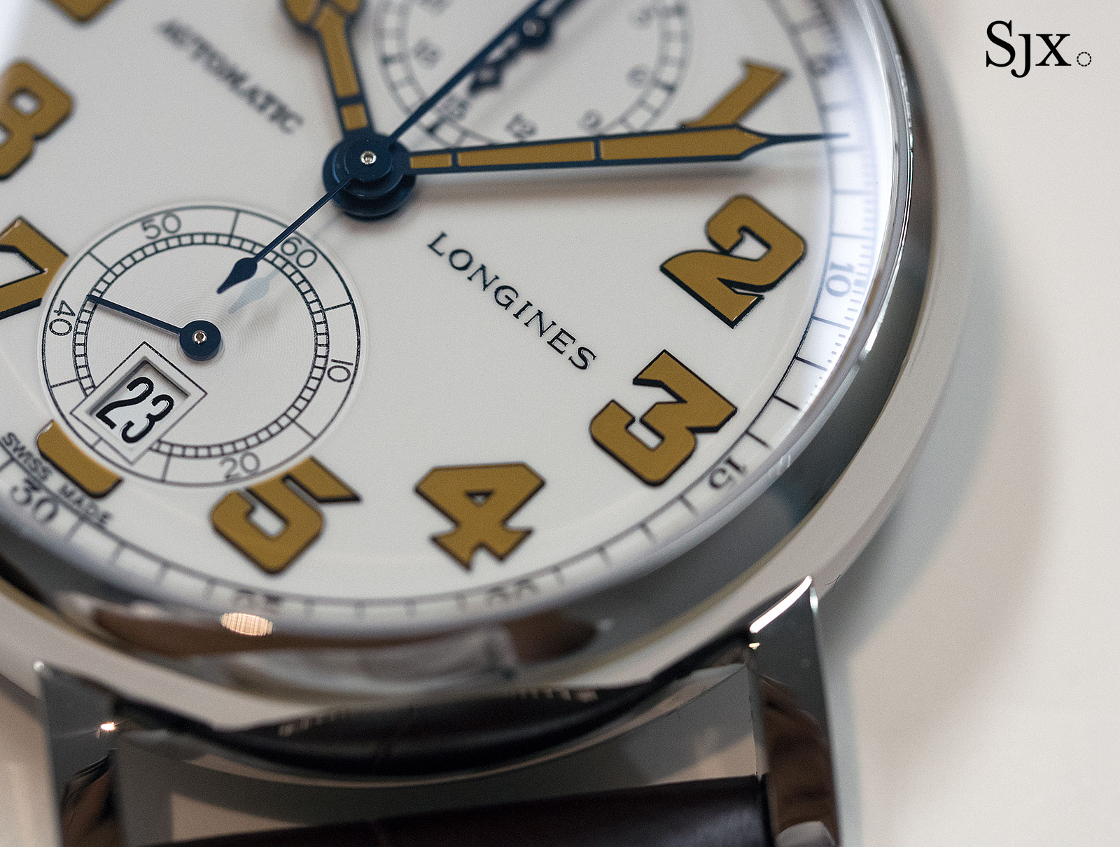 Longines Avigation Type A-7 1935 - 5