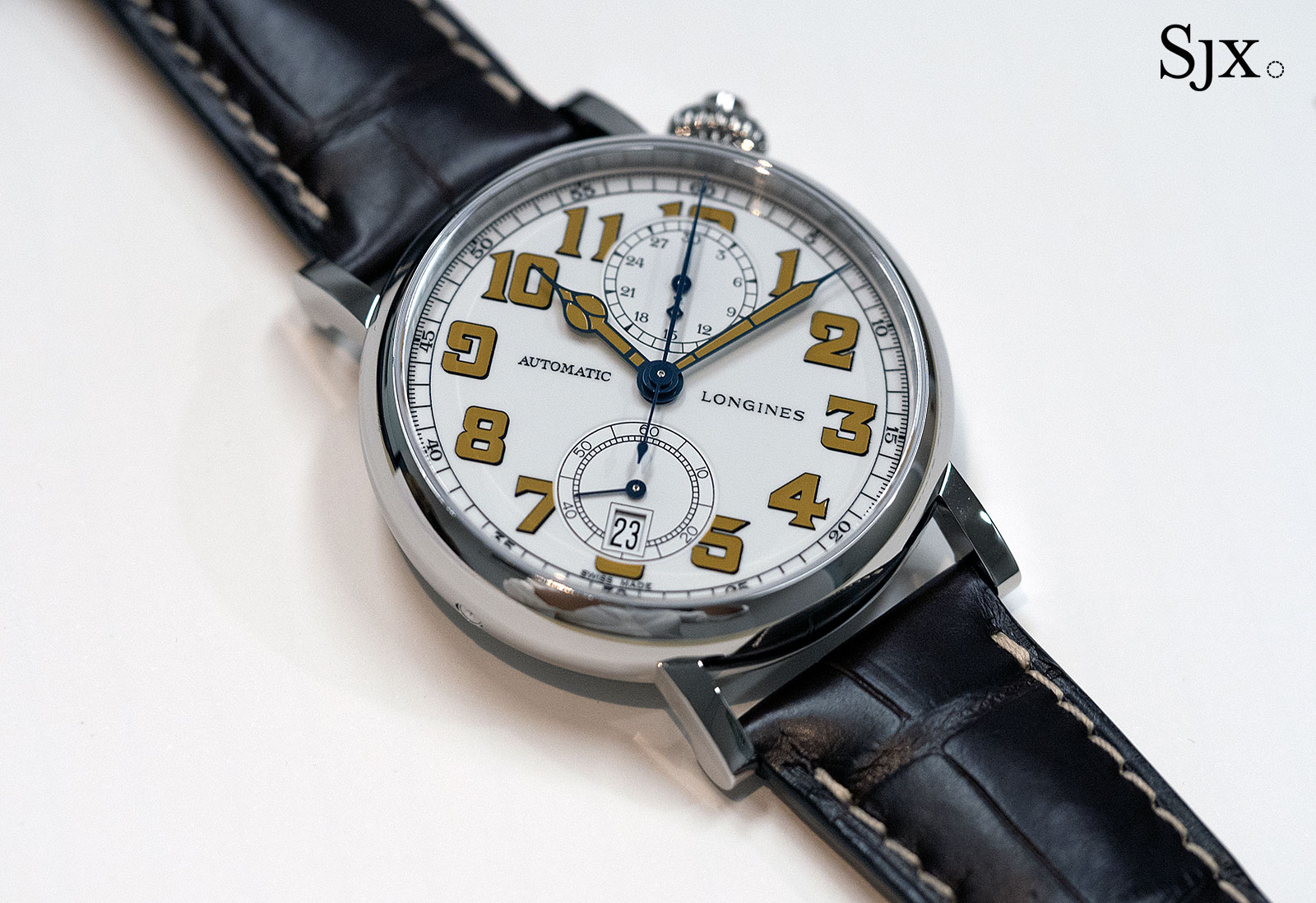 Longines Avigation Type A-7 1935 - 9