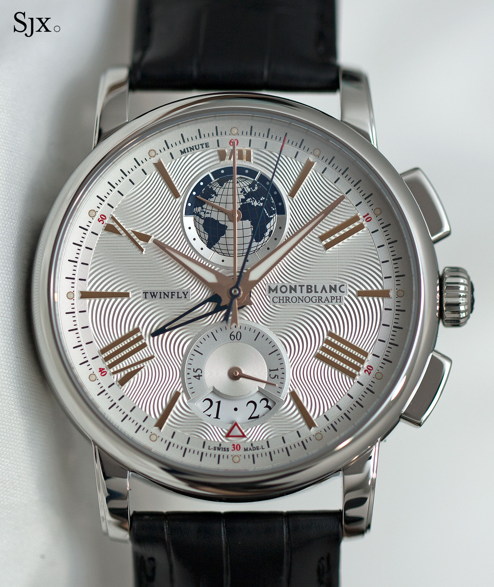 Montblanc 4810 TwinFly Chronograph 110 Years 1