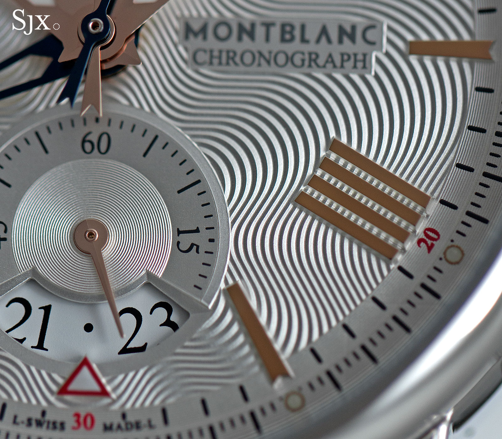 Montblanc 4810 TwinFly Chronograph 110 Years 2