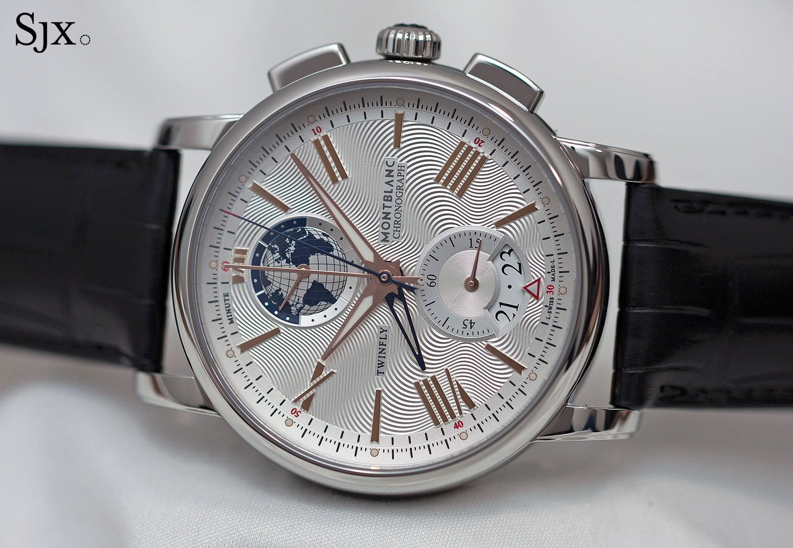 Montblanc 4810 TwinFly Chronograph 110 Years 9