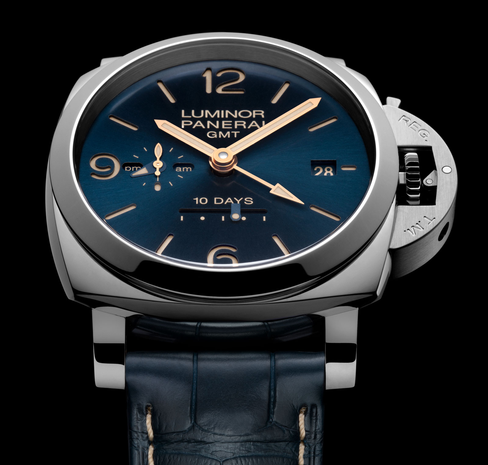 Panerai Luminor 1950 10 Days GMT Automatic (PAM00689)