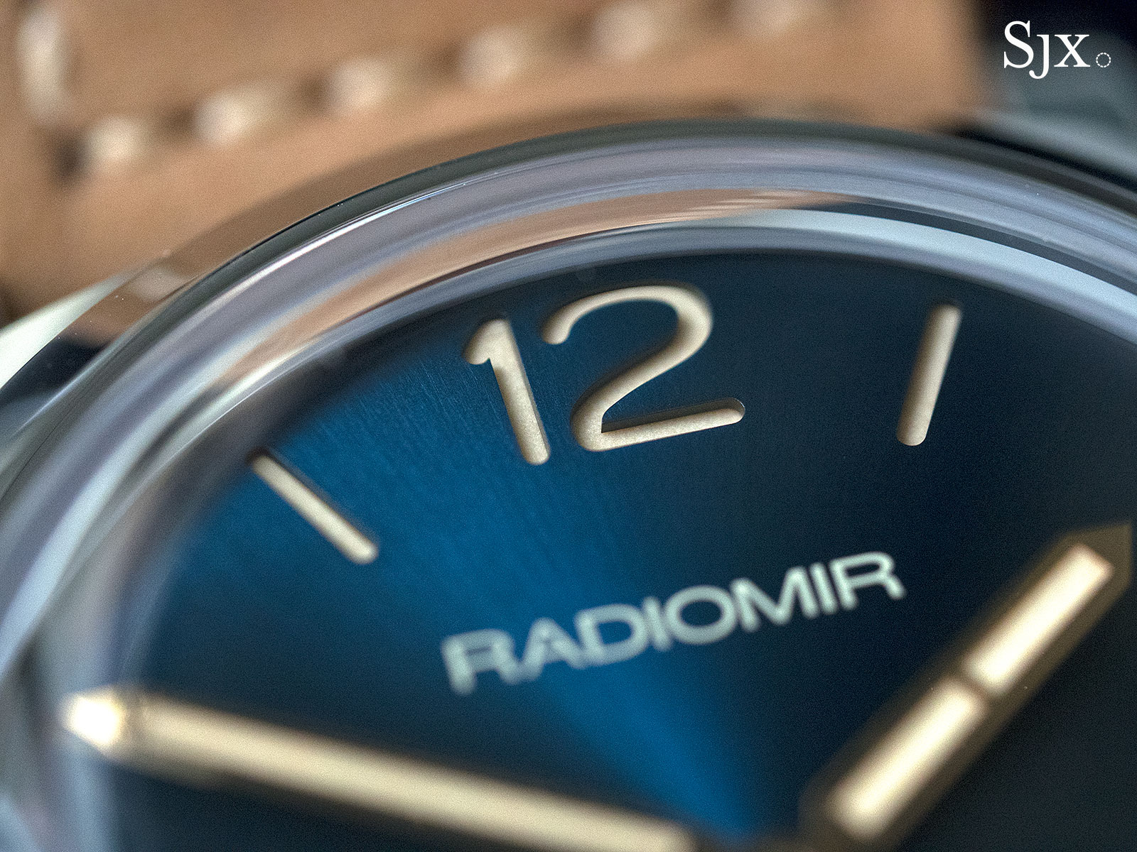 Panerai Radiomir 1940 Blue Dial PAM690 - 6
