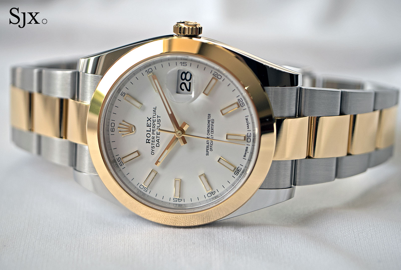Rolex Datejust 41 Rolesor two-tone 1
