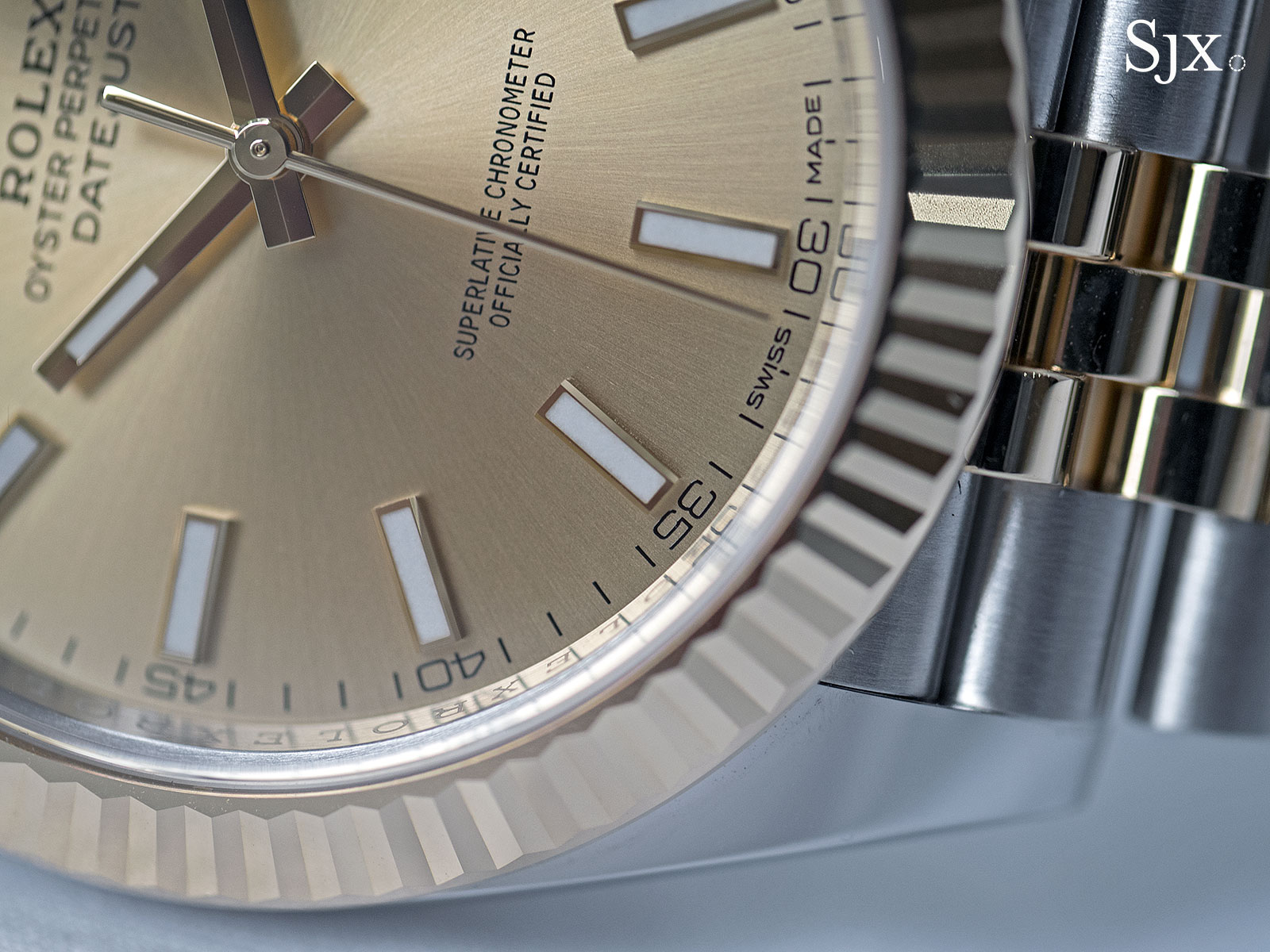 Rolex Datejust 41 Rolesor two-tone 10