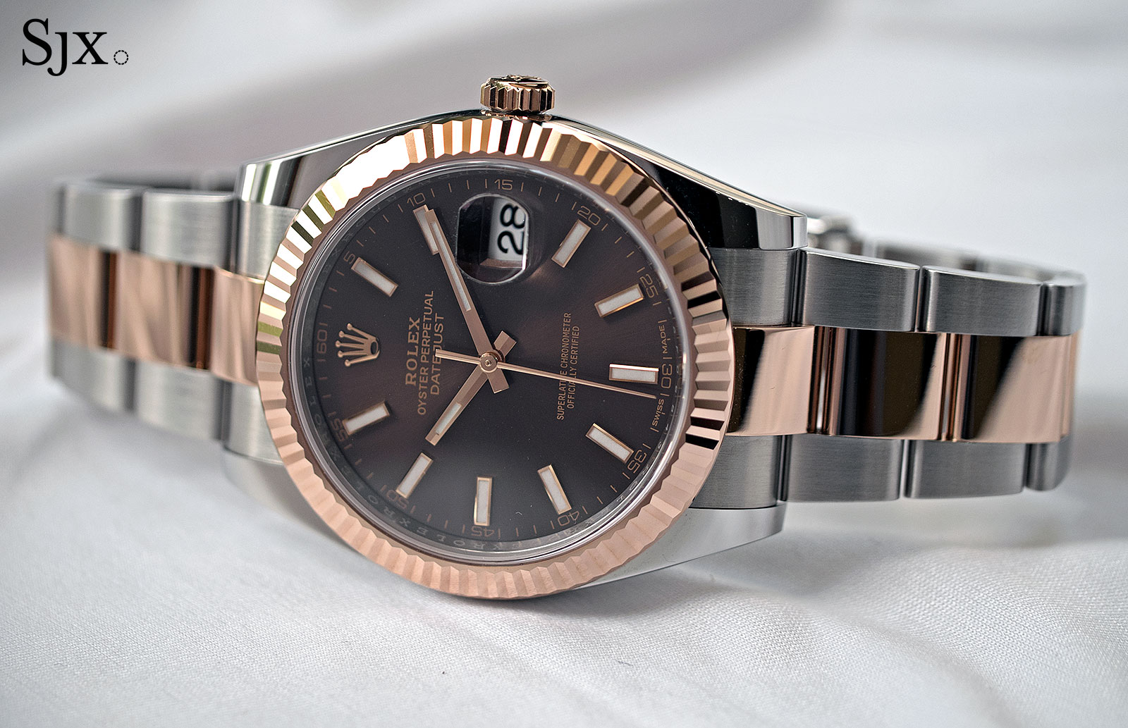 Rolex Datejust 41 Rolesor two-tone 13