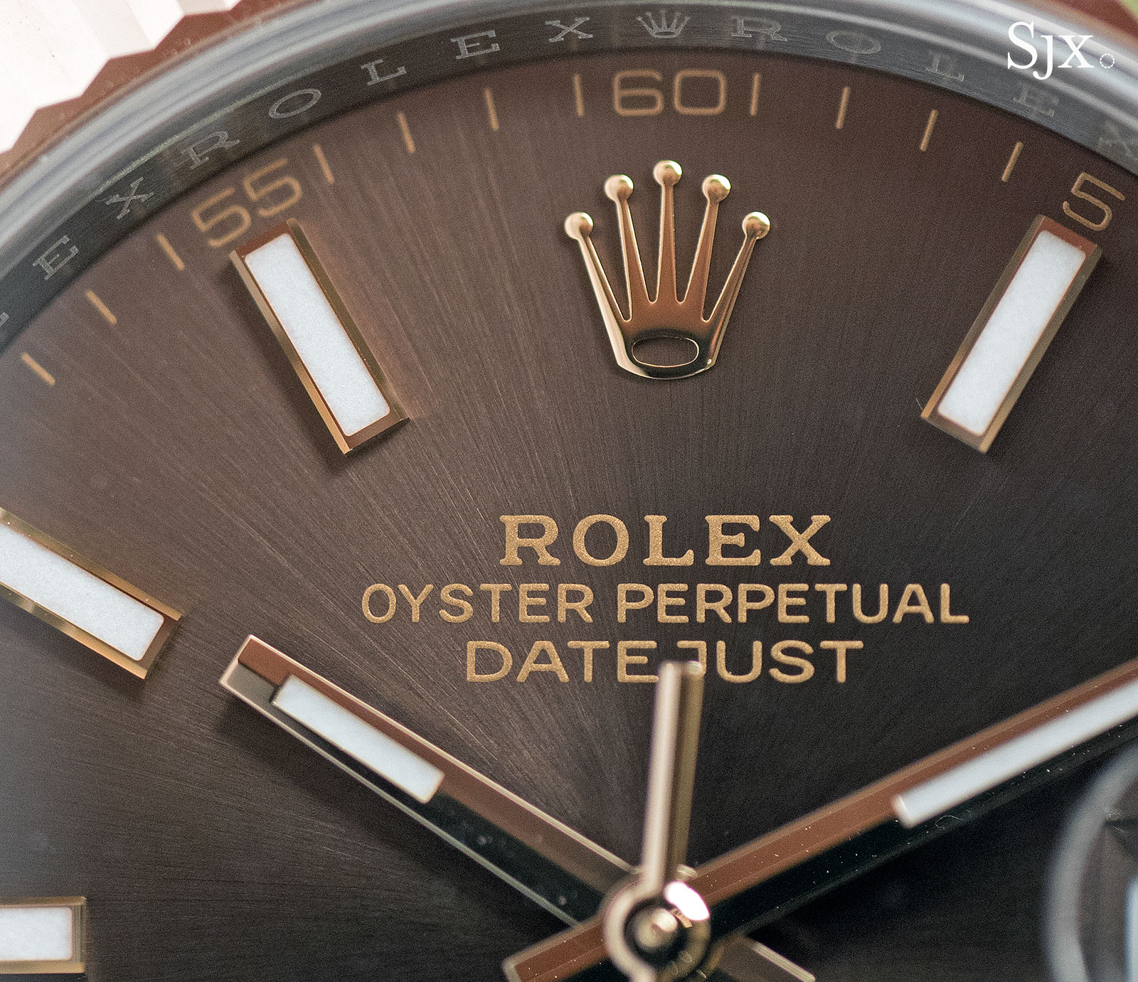 Rolex Datejust 41 Rolesor two-tone 14