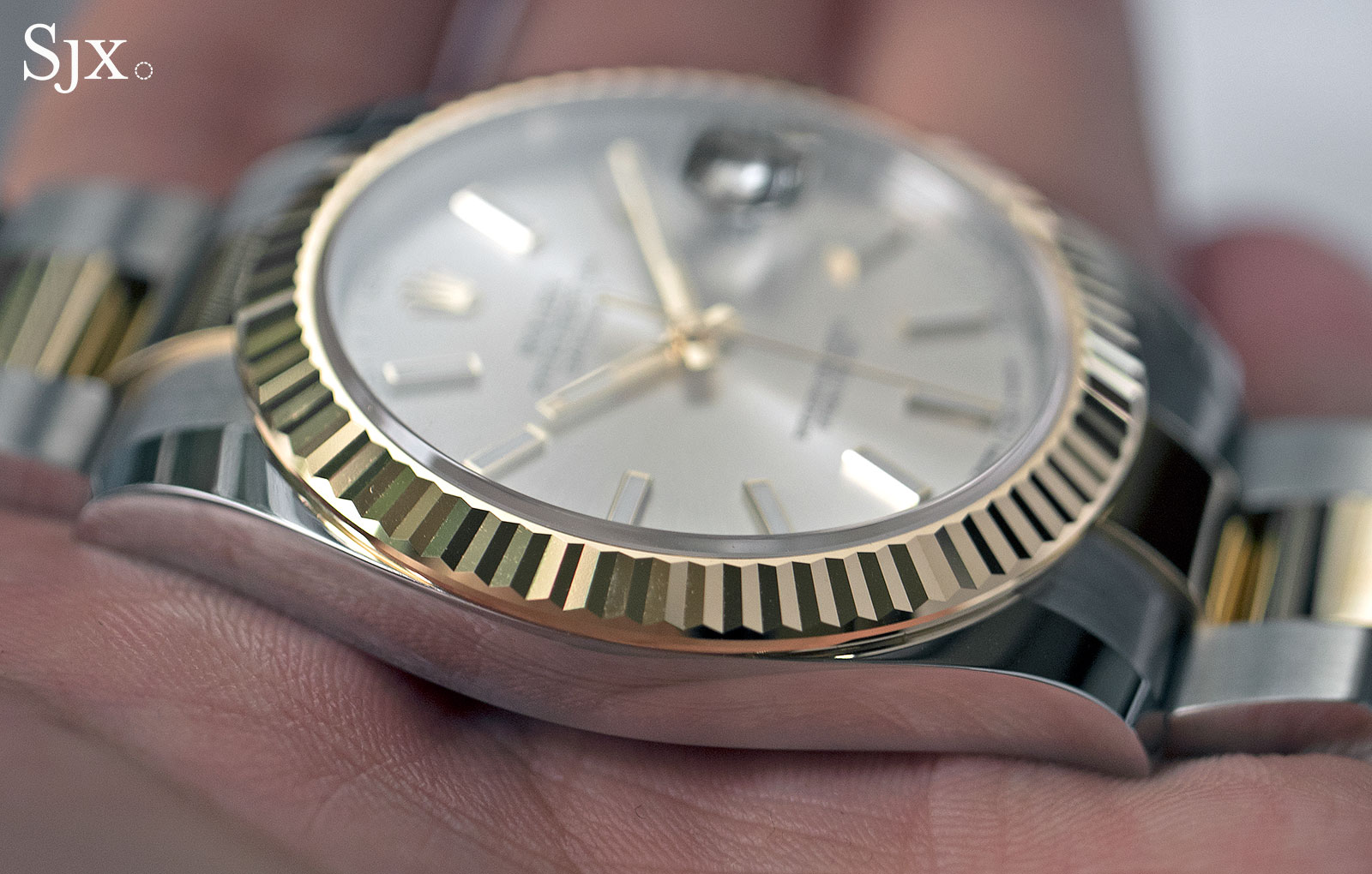 Rolex Datejust 41 Rolesor two-tone 7